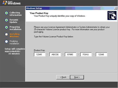 installwindows200311