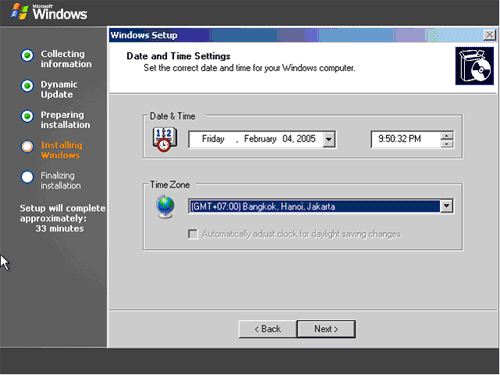 installwindows200314