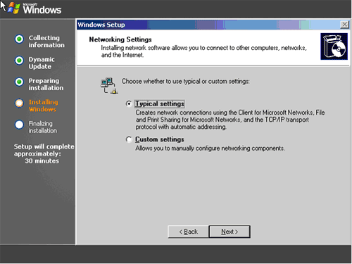 installwindows200315